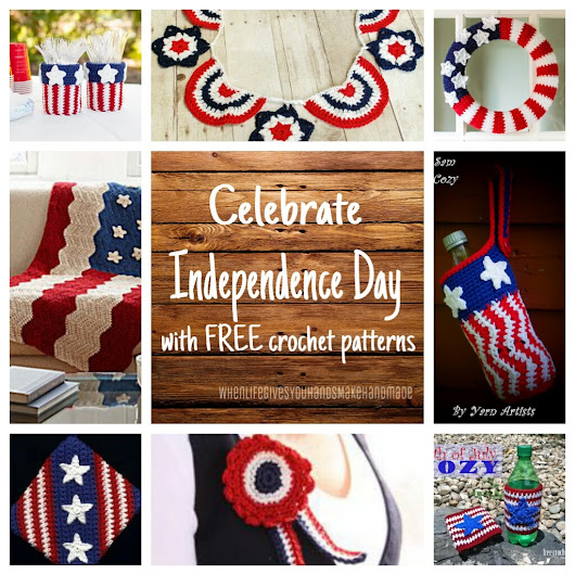 Independence Day FREE Crochet Patterns