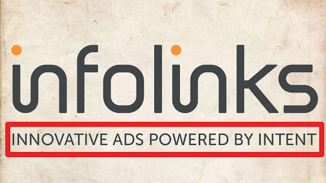 Google Adsense alternative infolinks