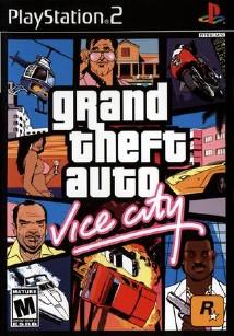 Grand Theft Auto Vice City PS2 Torrent