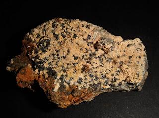 Dolomita y blenda, Mercadal, Cantabria, 5 cm