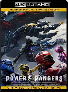 Power Rangers (2017) 4K 2160p UHD [HDR] Latino [GoogleDrive]