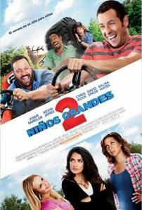 descargar Niños Grandes 2 (2013), Niños Grandes 2 (2013) español