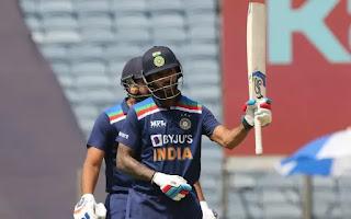 Shikhar Dhawan 67 vs England Highlights
