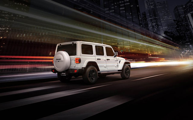 Jeep® Cherokee – What's New for 2019: New 2.0-litre ...