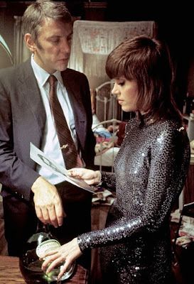 Klute - sexy Jane Fonda and dull Donald Sutherland,