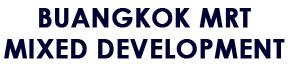 Buangkok MRT Mixed Development