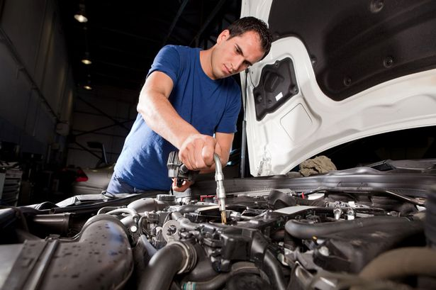 Routine Maintenance on Your Car