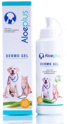 Aloeplus Dermo Gel. Lenitivo e decongestionante per cani