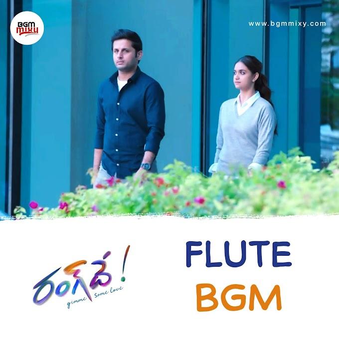 Rang De Flute BGM Download - Rand De BGMs Download - BGM Mixy
