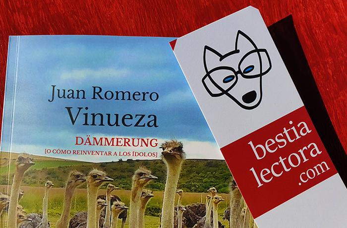 Entrevista a Juan Romero Vinueza en Bestia Lectora