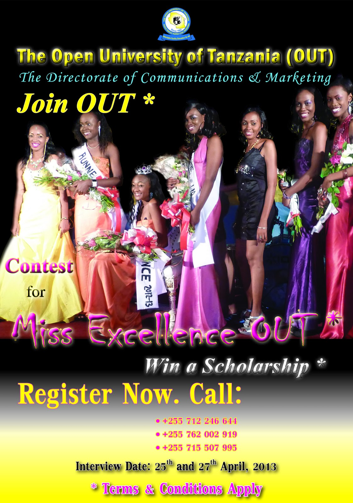 Miss+Excellence+2013-Advert Tcu Application Form on stanford application, navy application, oklahoma university application, princeton application, ole miss application, michigan state application, baylor application, harvard application, rutgers application,