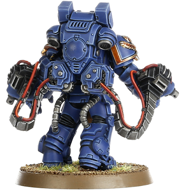 Marines Primaris