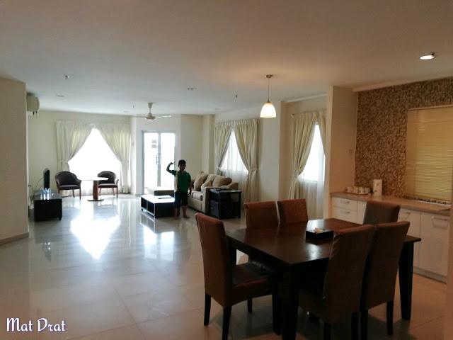 Marina Island Pangkor Resort Hotel Apartment Murah