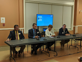 Town Council candidates present