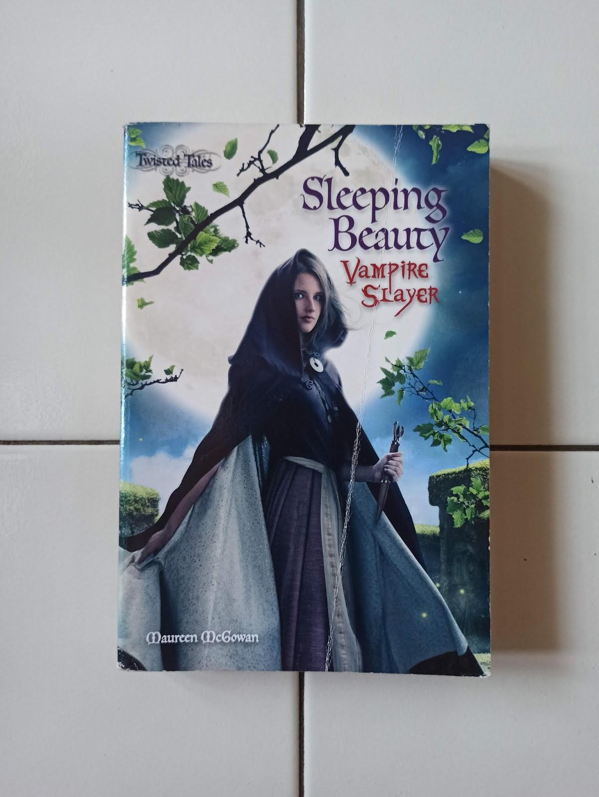 Twisted Tales Sleeping Beauty Vampire