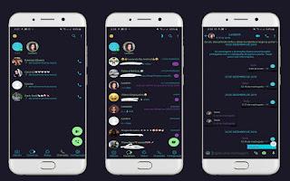 Colorful 65 Theme For YOWhatsApp & Fouad WhatsApp By Leidiane