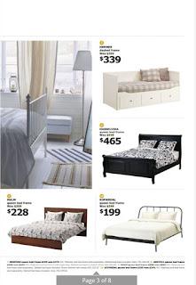 IKEA Flyer The Bedroom Event valid August 28 - September 18, 2017