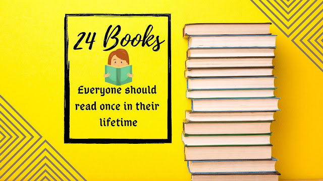 24 Books you should read
