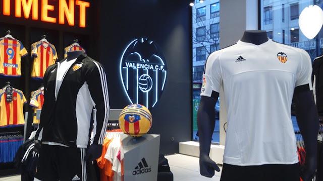 Valencia Kit, Valencia Football Shirts | Official Valencia CF Store