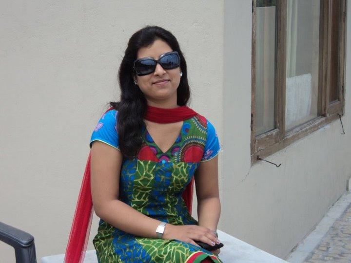Wild Indian Aunty