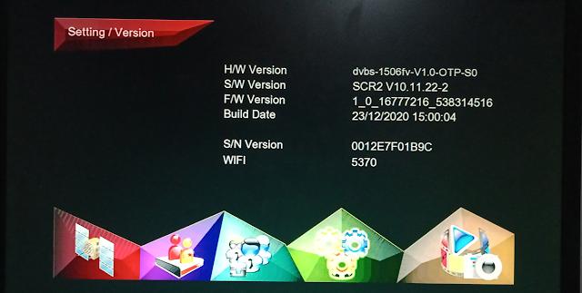OPENSKY MINI HD120 PLUS 1506FV 512 4M NEW SOFTWARE 23 DECEMBER 2020