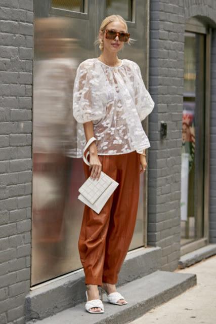 Стильный образ модные брюки 3-3