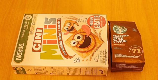 Cini Minis de Nestlé Disfrutabox