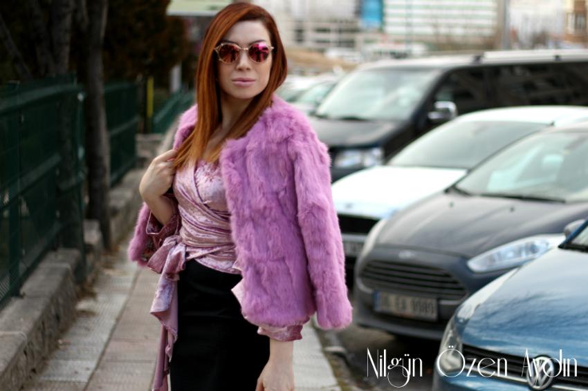 renkli kürk montlar-fashion blogger-moda blogları-moda blogu-fur coat
