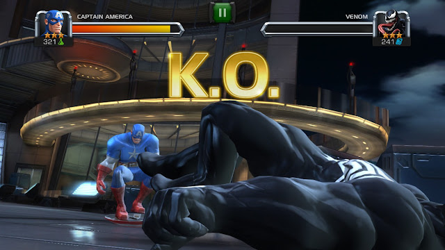 Download Game Marvel Contest of Champions MOD cho Android