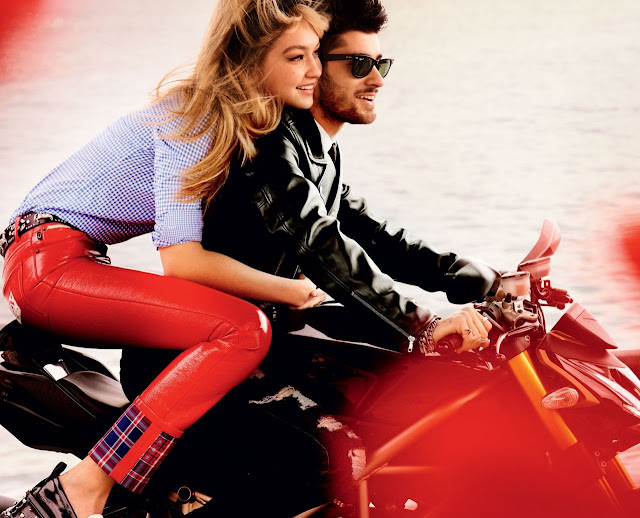 Gigi Hadid – Vogue Magazine