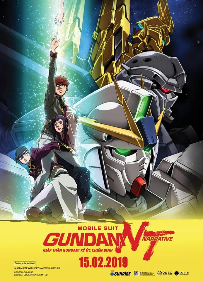 Download Mobile Suit Gundam Narrative (2018) Bluray Subtitle Indonesia