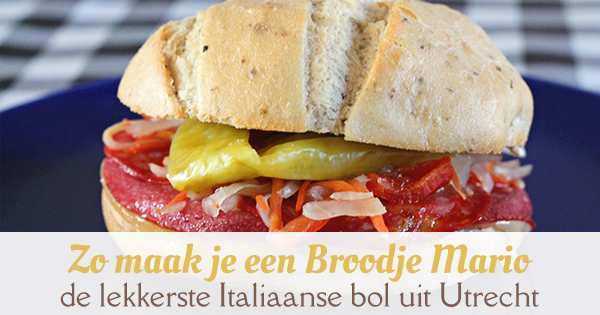 broodje Mario recept