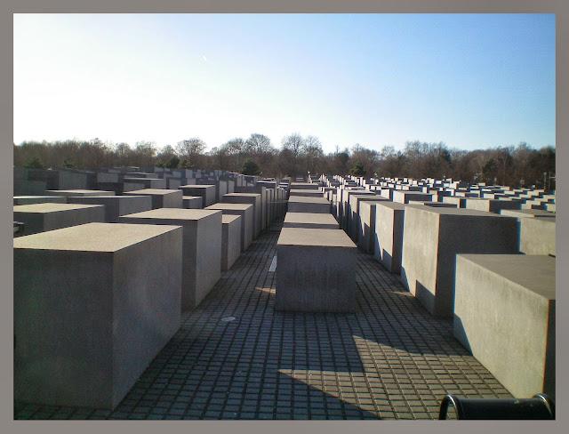 Monumento judios Qué ver en Berlín: ruta Berlín en tres días (I)
