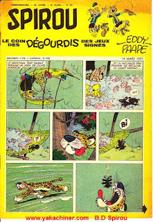 dégourdis des jeux signés Eddy Pape