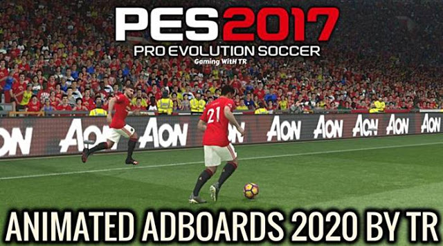 Pes 2017 Animated Adboards 2020