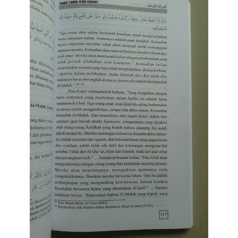 Buku Tanda-tanda Hari Kiamat Gema Ilmu