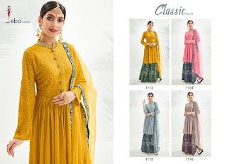 Eba Lifestyle Classic vol 1 Salwar kameez wholesaler