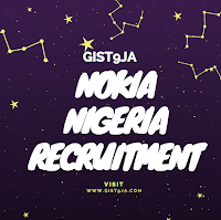 Nokia Nigeria Recruitment 2017