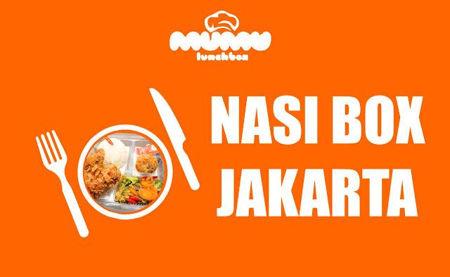 Pesan Nasi Box Jakarta
