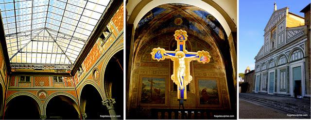Igrejas de Florença com entrada gratuita