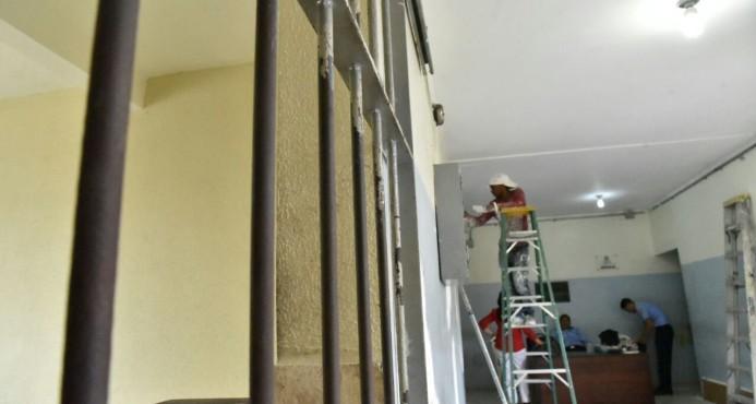 Remozan cárcel del Palacio de Justicia de Ciudad Nueva, ¿por el caso Odebrecht?