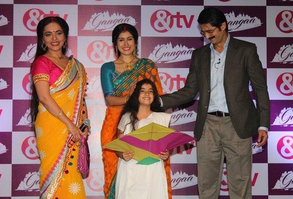 thông tin tiểu sử về cô bé Ruhana Khanna trong vai Ganga phim góa phụ nhí