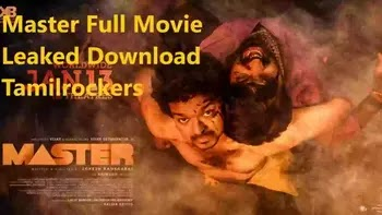Master Hindi Full Movie Download on Tamilrockers, Filmyzilla 720p