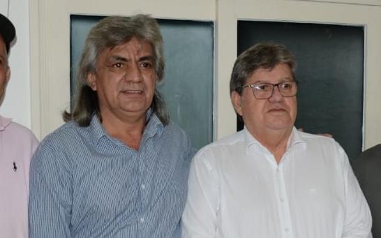 Prefeito Inácio Nóbrega participará da comitiva que recepcionará o governador João Azevedo em visita ao Cariri