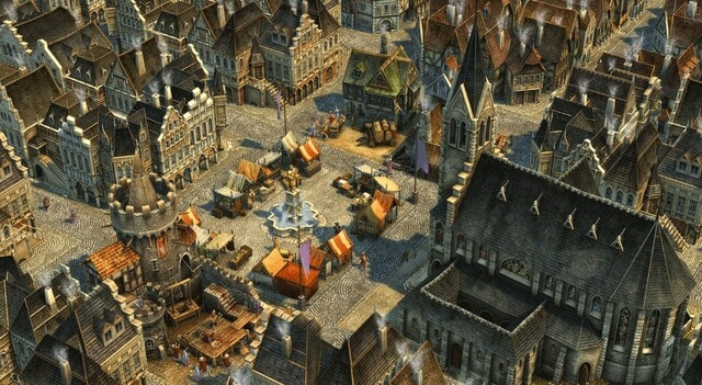 Anno History Collection Gameplay Screenshots