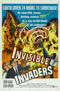Watch Invisible Invaders Online Free in HD