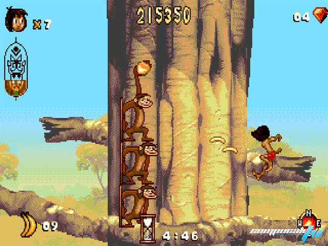 Disney El Libro de la Selva (1994) PC Clasico Full GOG