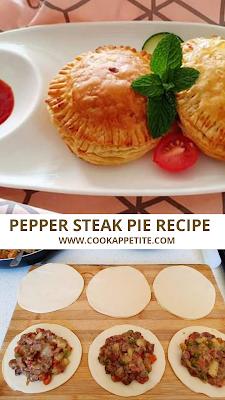 Steak Pie Recipe