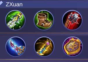 Build fanny tersakit ZXuan