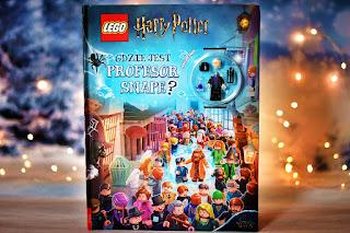 """""""LEGO® Harry Potter™. Gdzie jest profesor Snape?"""" - książki dla dzieci #50"""